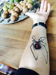 spider-paint